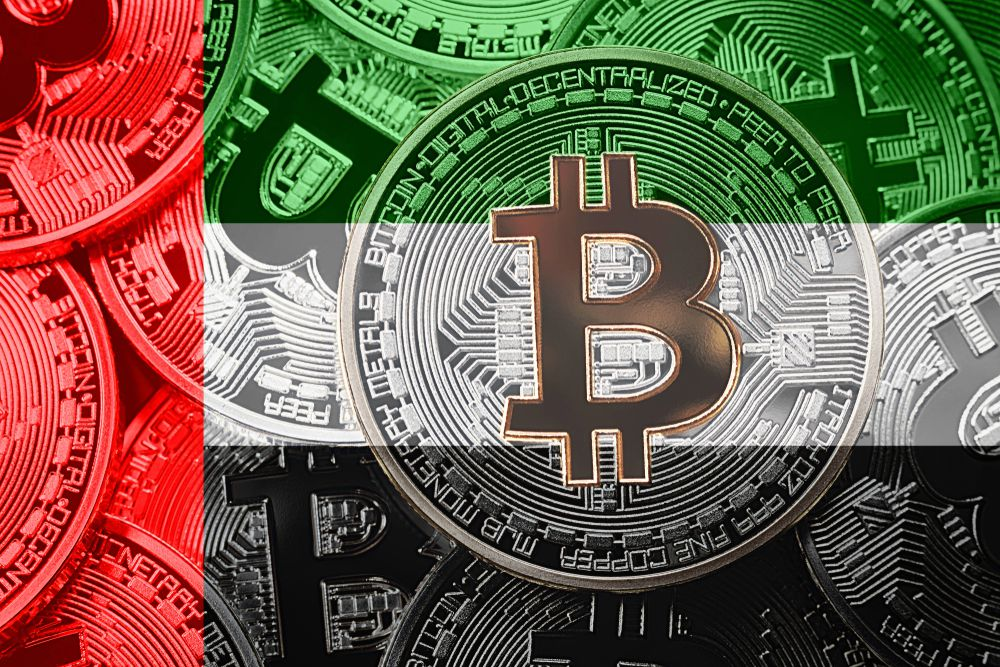 Bitcoin Cryptocurrency UAE