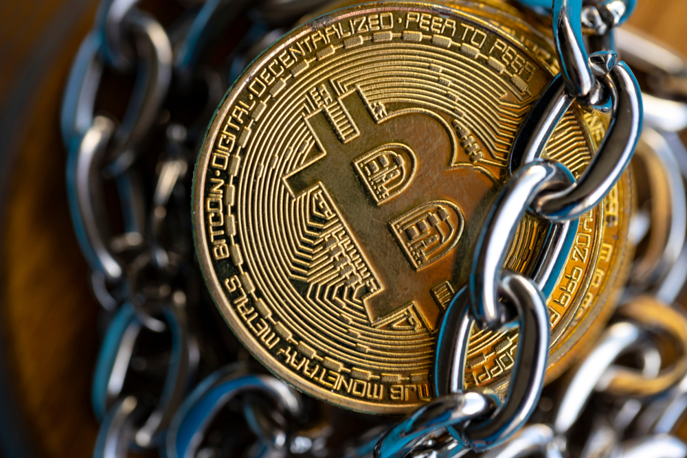 Bitcoin Seized cryptocurrency