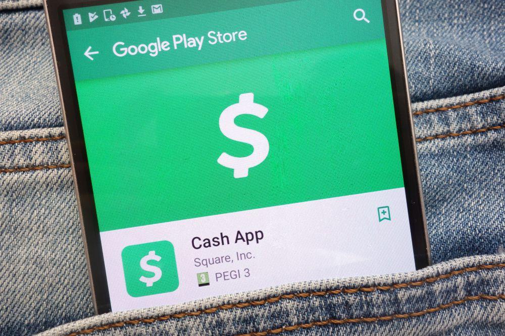 Cash App Square