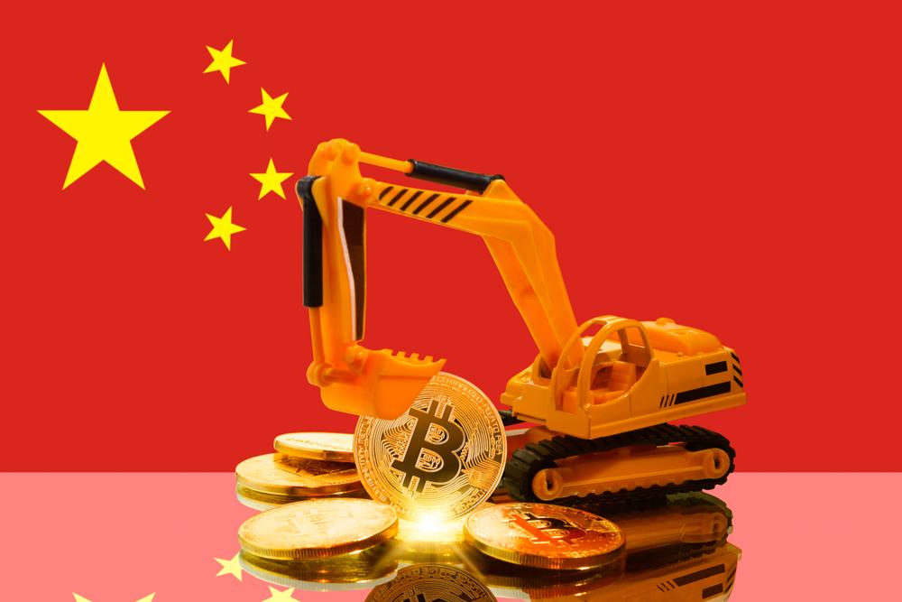 Crypto Mining China