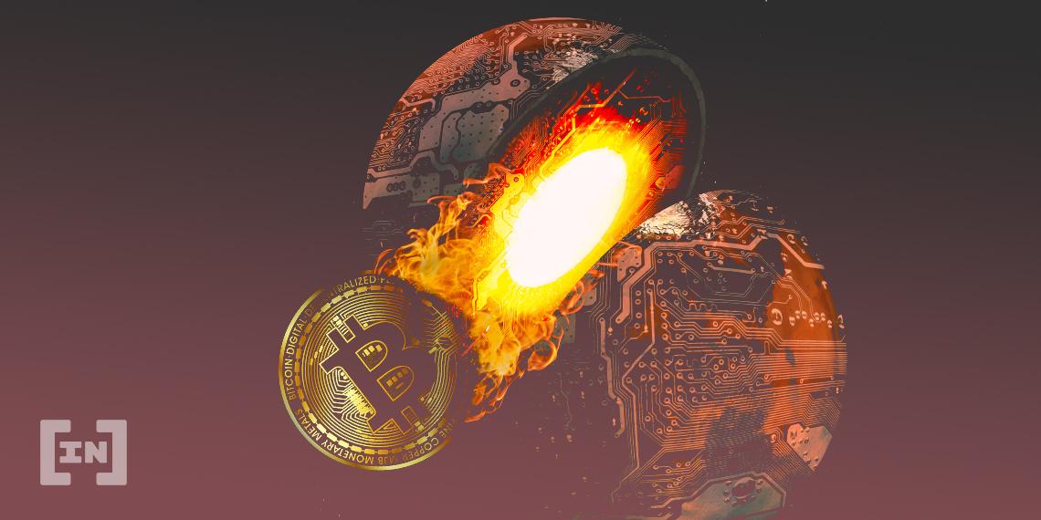 Bitcoin BTC Mining Hardware