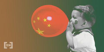 China Inflation Bitcoin BTC
