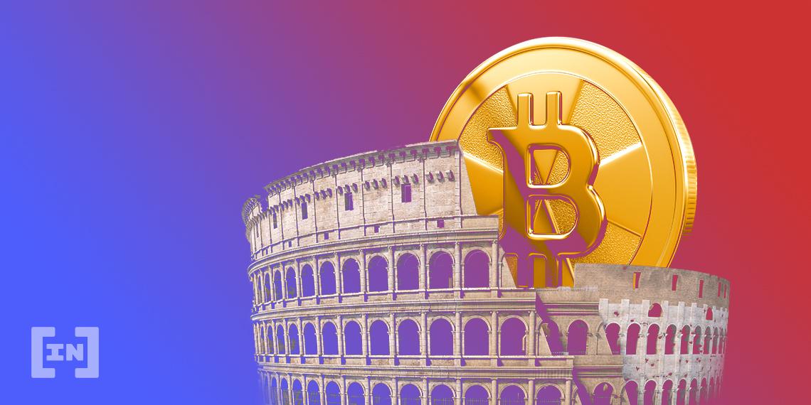 Italy BTC Bitcoin