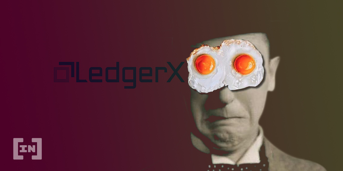 LedgerX Founder Leave