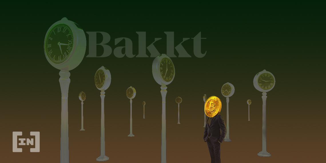 Bakkt BTC Options Down