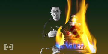 Binance BNB Burn Volume