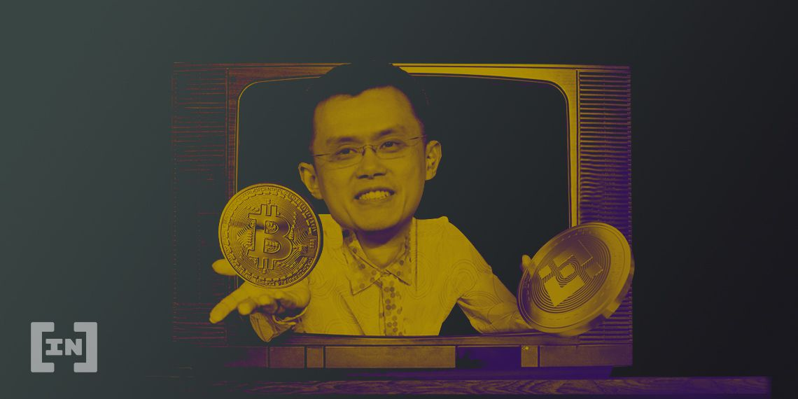 Binance Changpeng Zhao