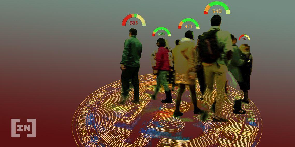 China Social Credit BTC Bitcoin