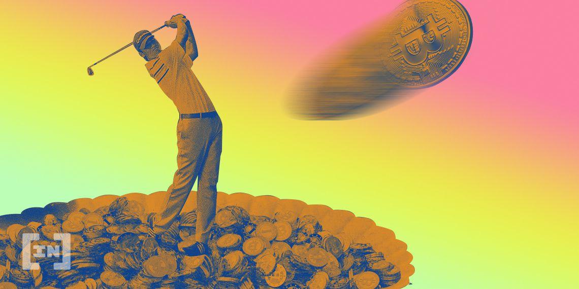 bitcoin golf