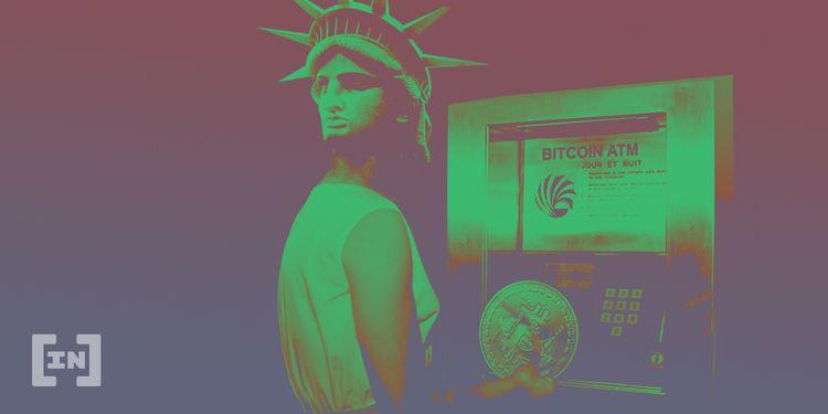 distributeur automatique de bitcoin