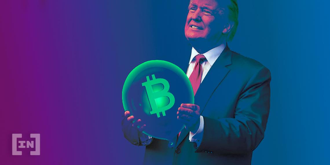 Trump BTC Bitcoin