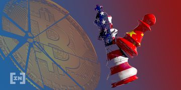 China USA Crypto Btc