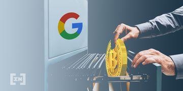 Google Search BTC