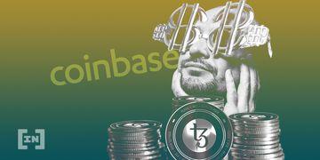 Tezos Coinbase XTZ