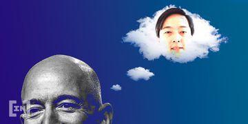 Jeff Bezos Charlie Lee