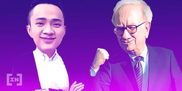 Justin Sun Warren Buffet