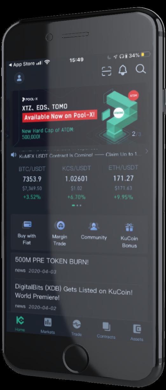 kukoin - best crypto trading app