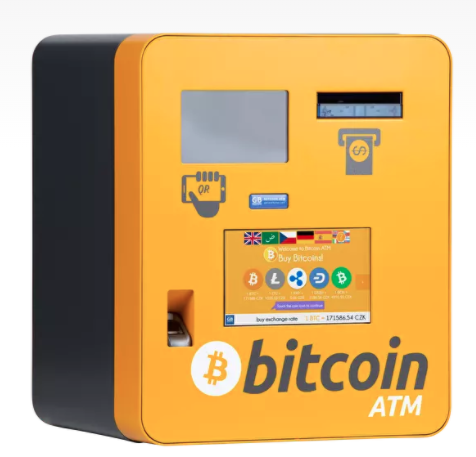 distributeur bitcoin
