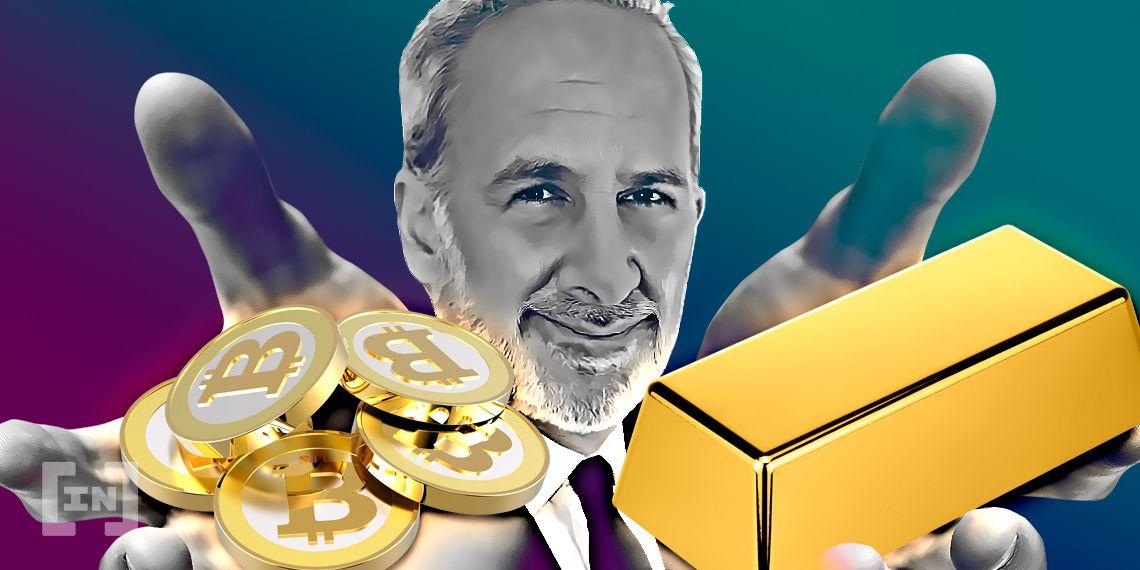 Peter Schiff BTC Gold