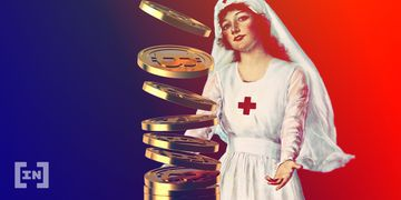 Red Cross Bitcoin