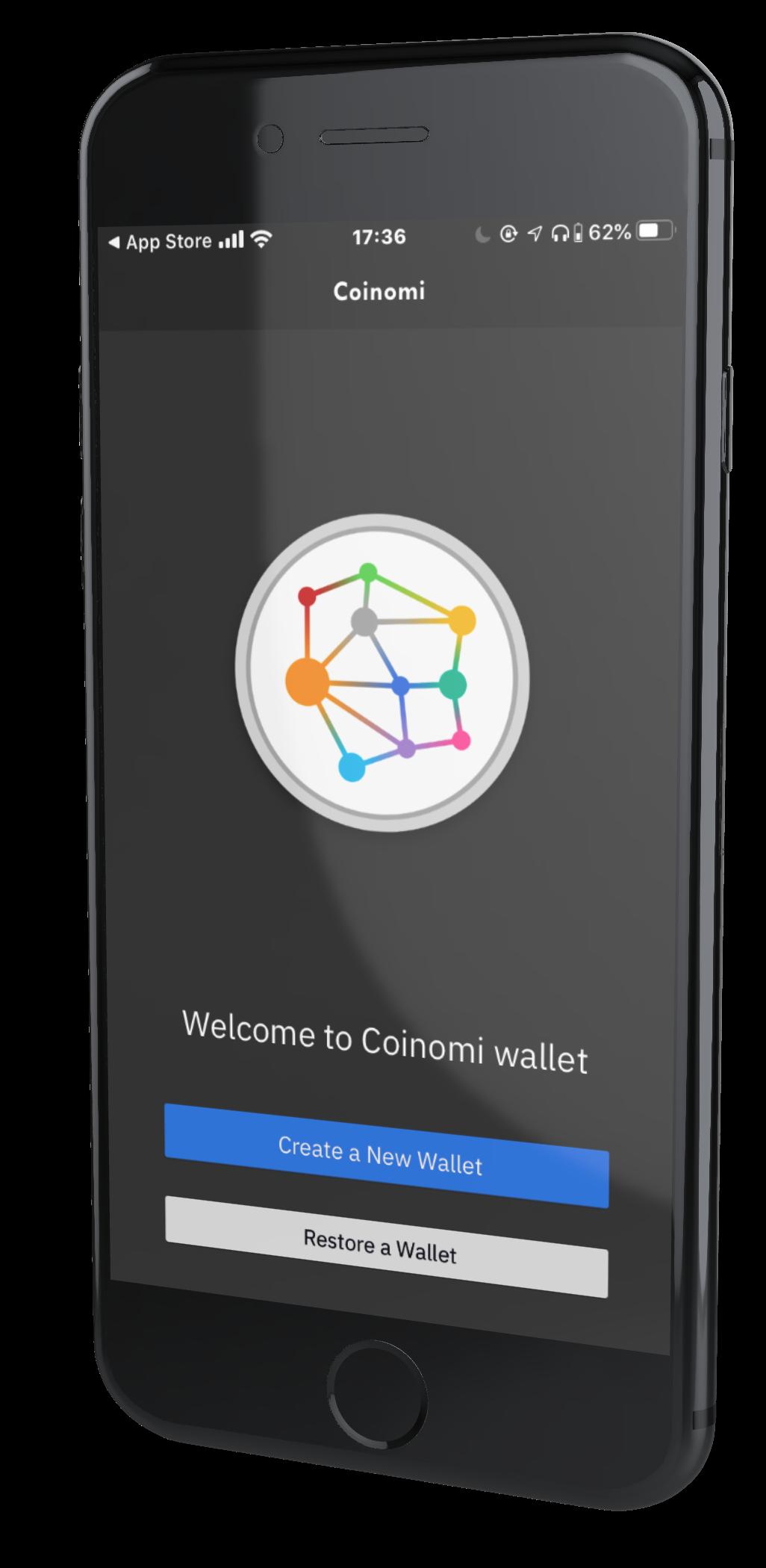coinomi app