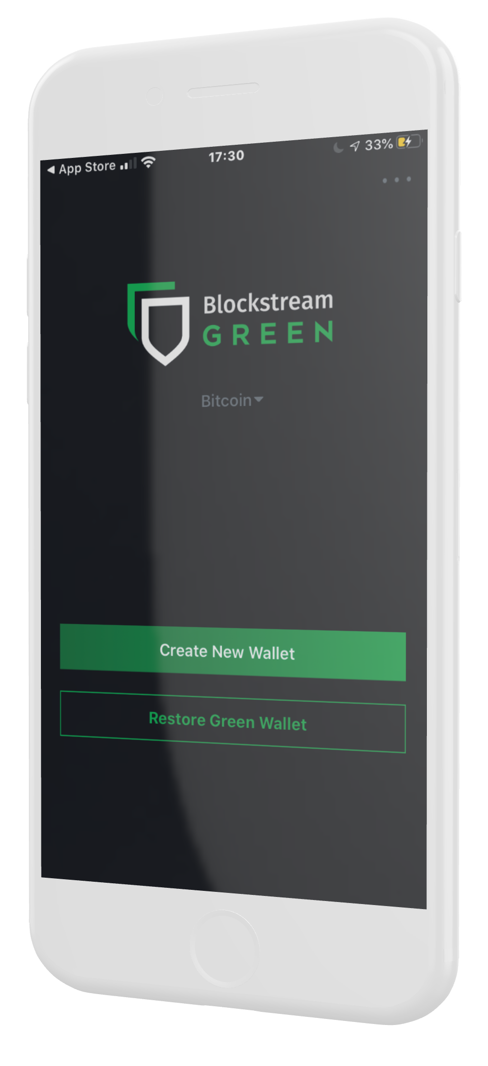 green address wallet
