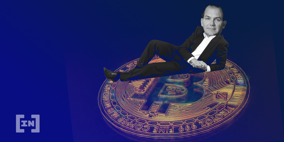 Paul Tudor Jones Bitcoin BTC