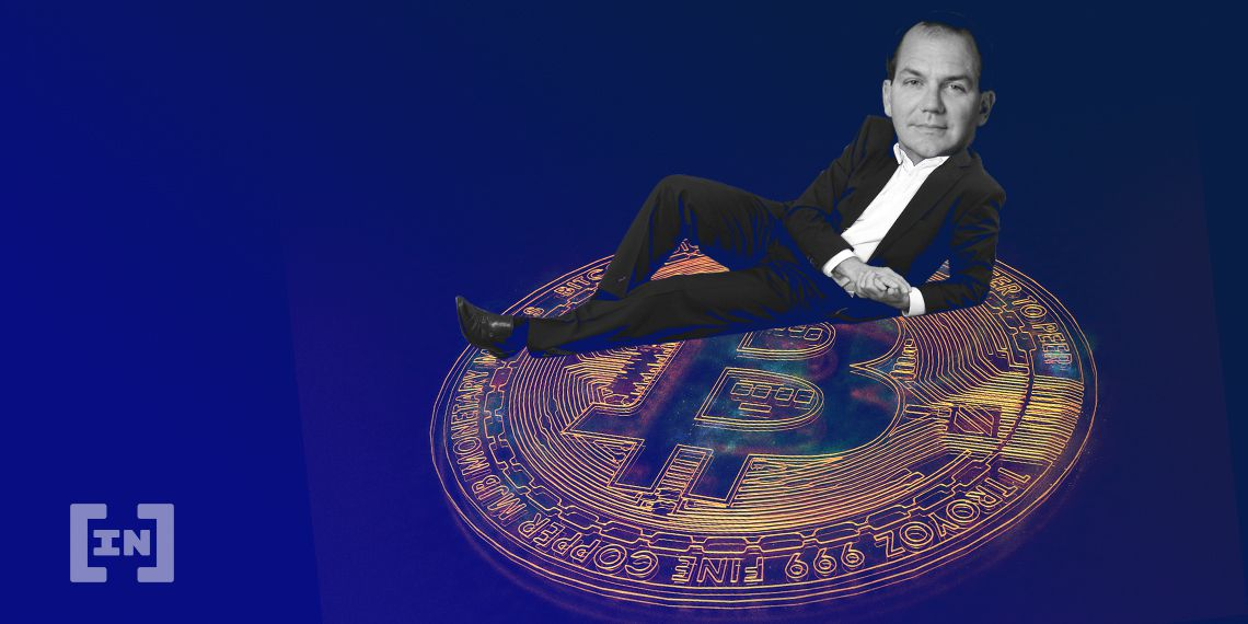 Paul Tudor Jones Bitcoin BTC