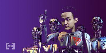 Justin Sun Bot TRON