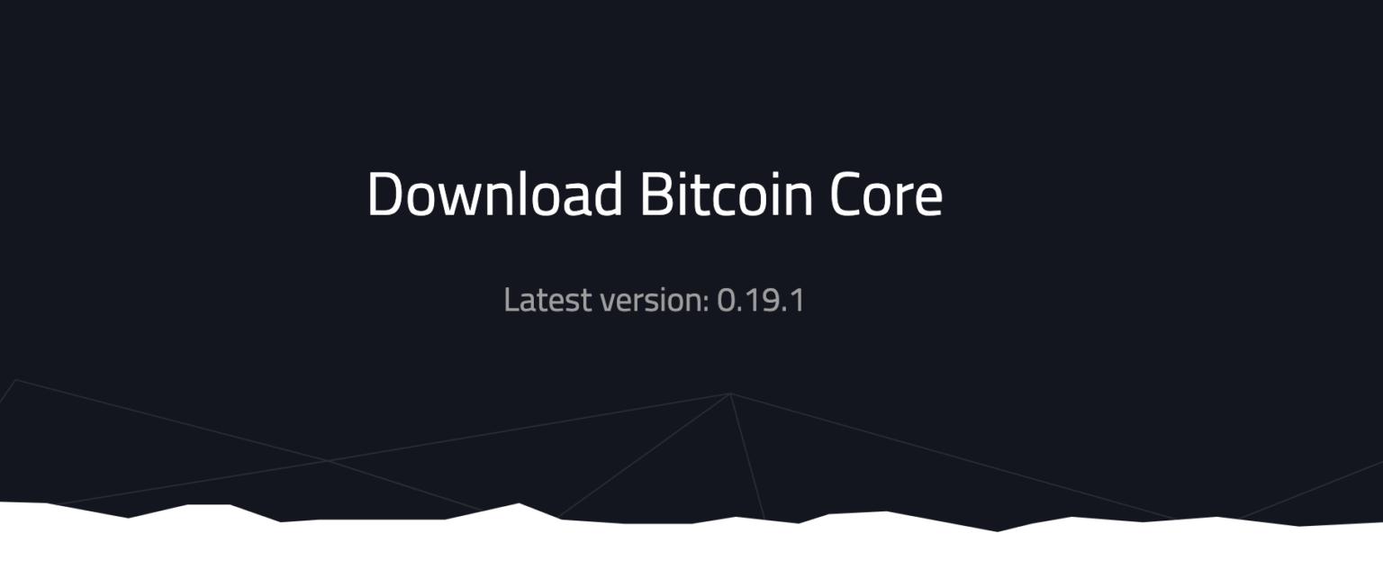 portefeuille bitcoin core