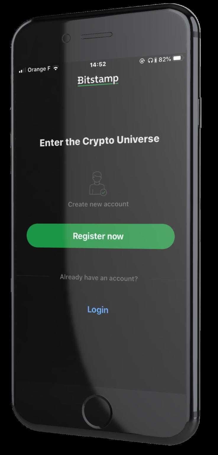 bitstamp crypto échange