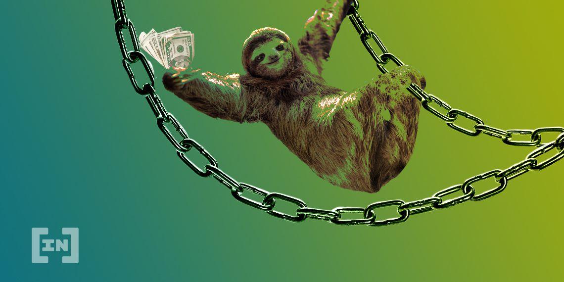 Blockchain Spending Slow