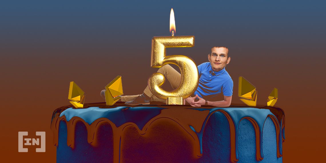 ETH Anniversary 5