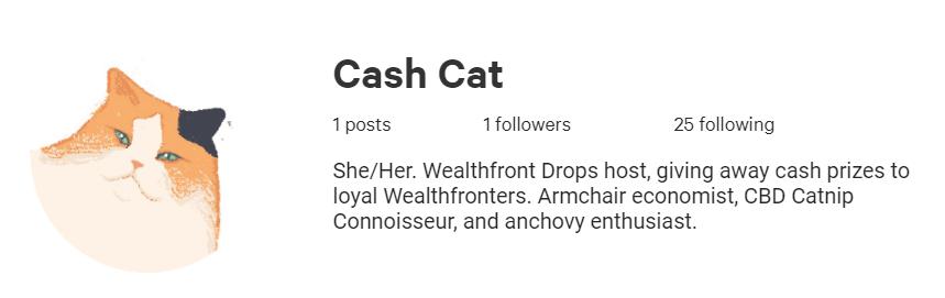 cash cat profile