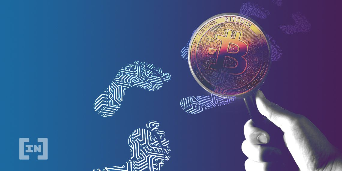 BTC Bitcoin Track