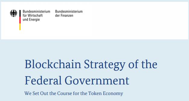 cover of germany blockchain policy beincrypto tony toro