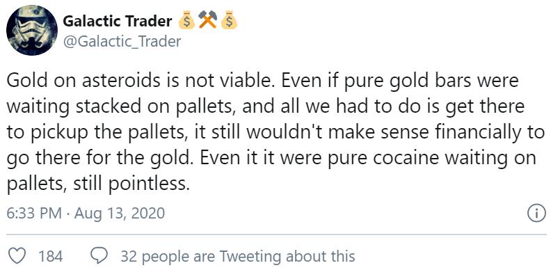 galactic trader tweet