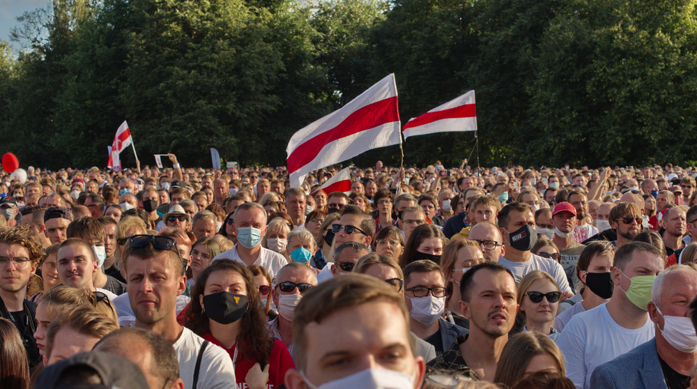 Belarus Protest