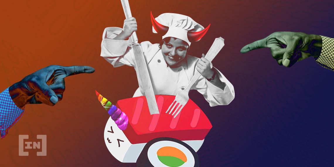 SushiSwap DeFi
