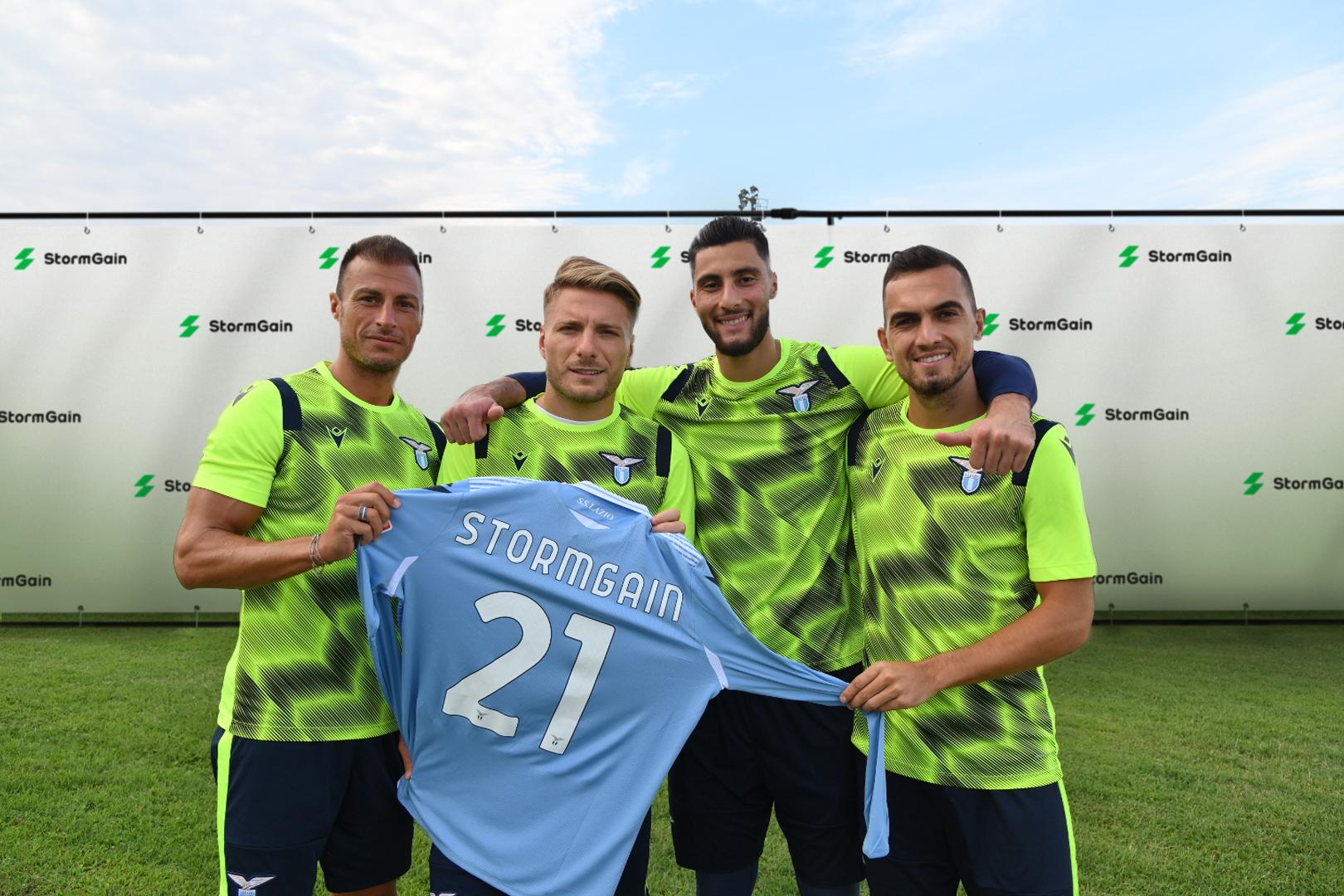 Lazio stormgain v3d 1