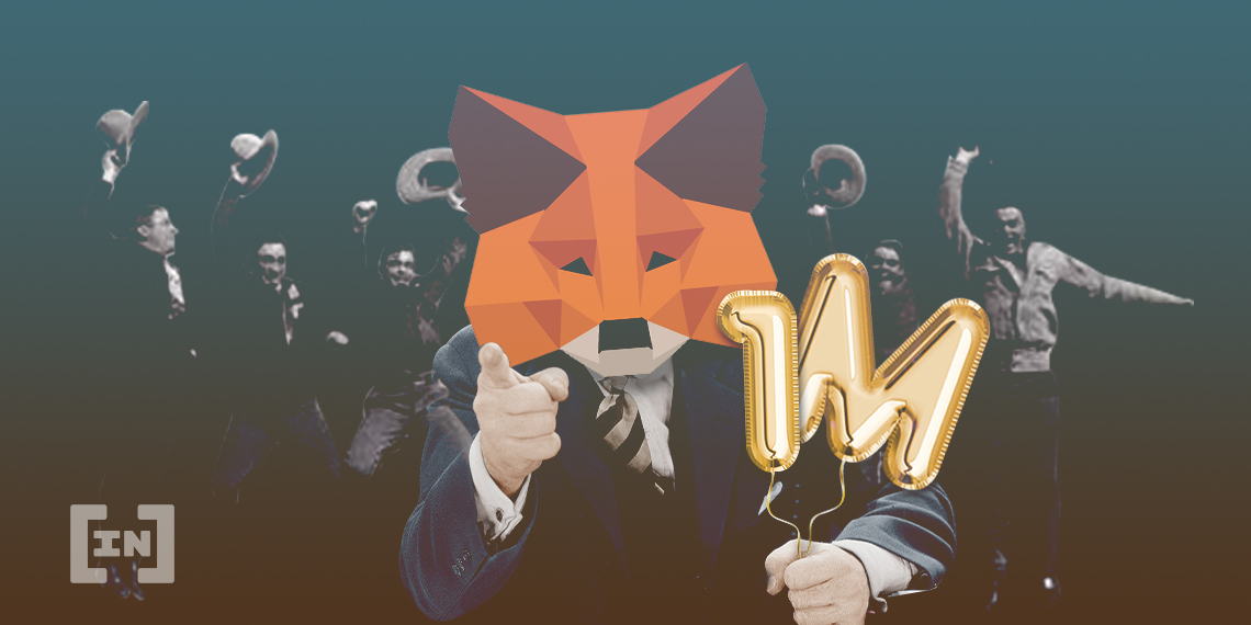 Metamask Million Users