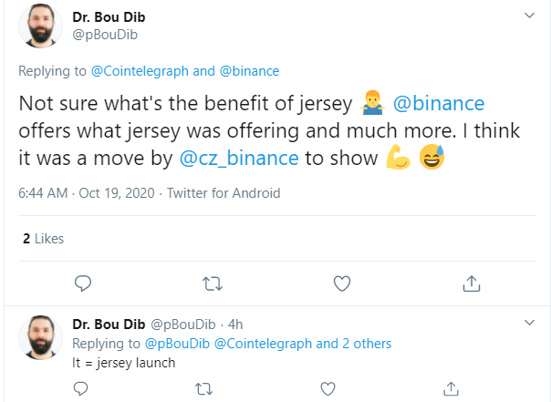 Binance Confirms Shuttering of Jersey Exchange Right in the Middle of TechWeek