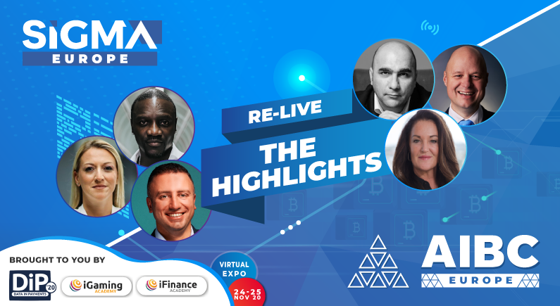 SiGMA Europe and AIBC Virtual Expos Launch With Record-Breaking Attendance, Providing a Cure to the Industry's Events Sector