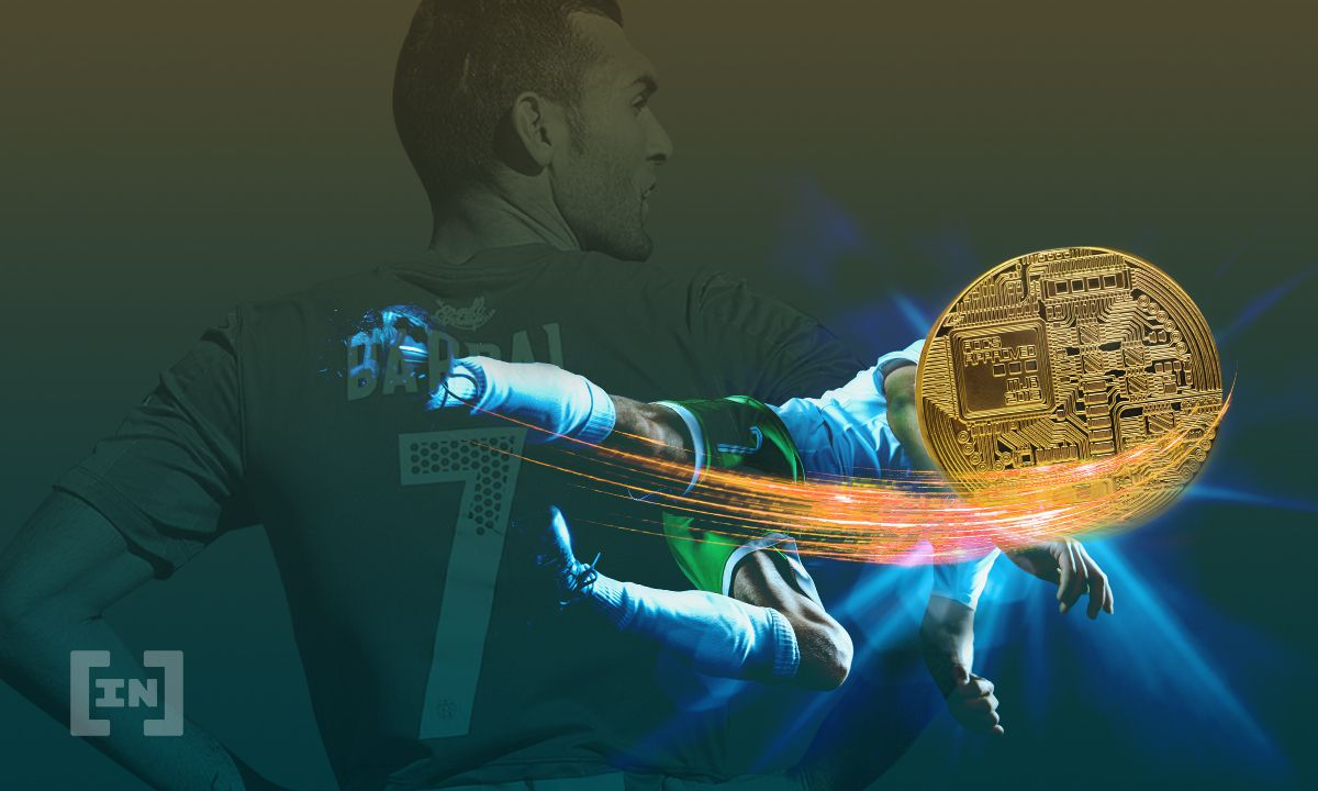 First Ever Spanish Football Deal Financed With Crypto