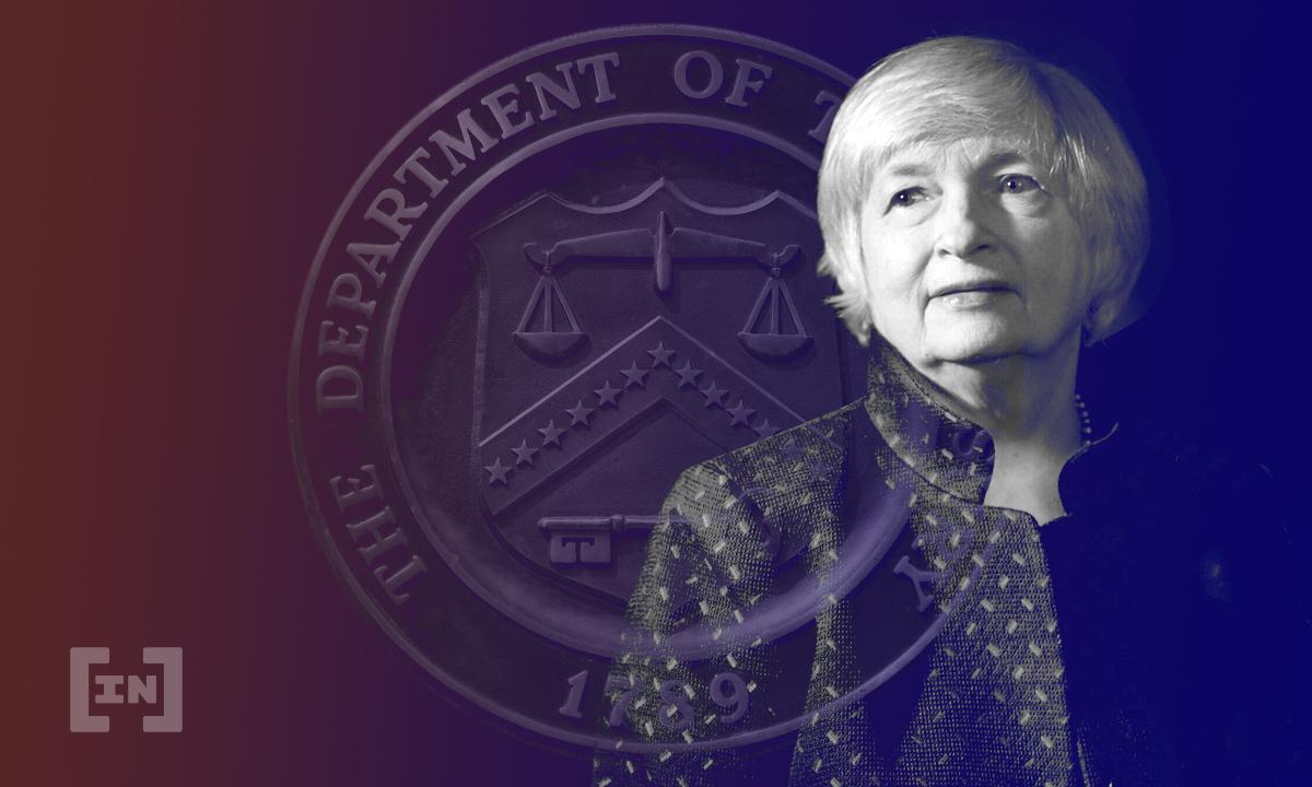 Janet Yellen Treasury