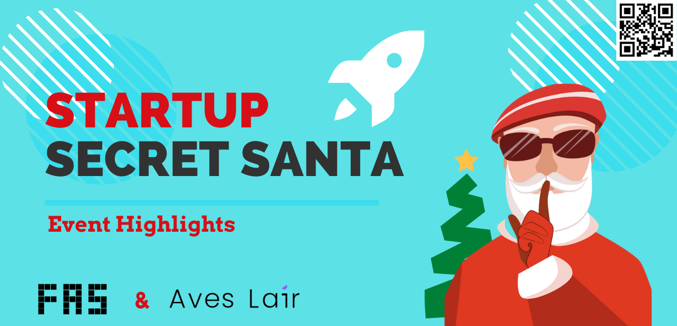 Startup Secret Santa Helps Blockchain and Fintech Projects to Win Over Covid Crisis