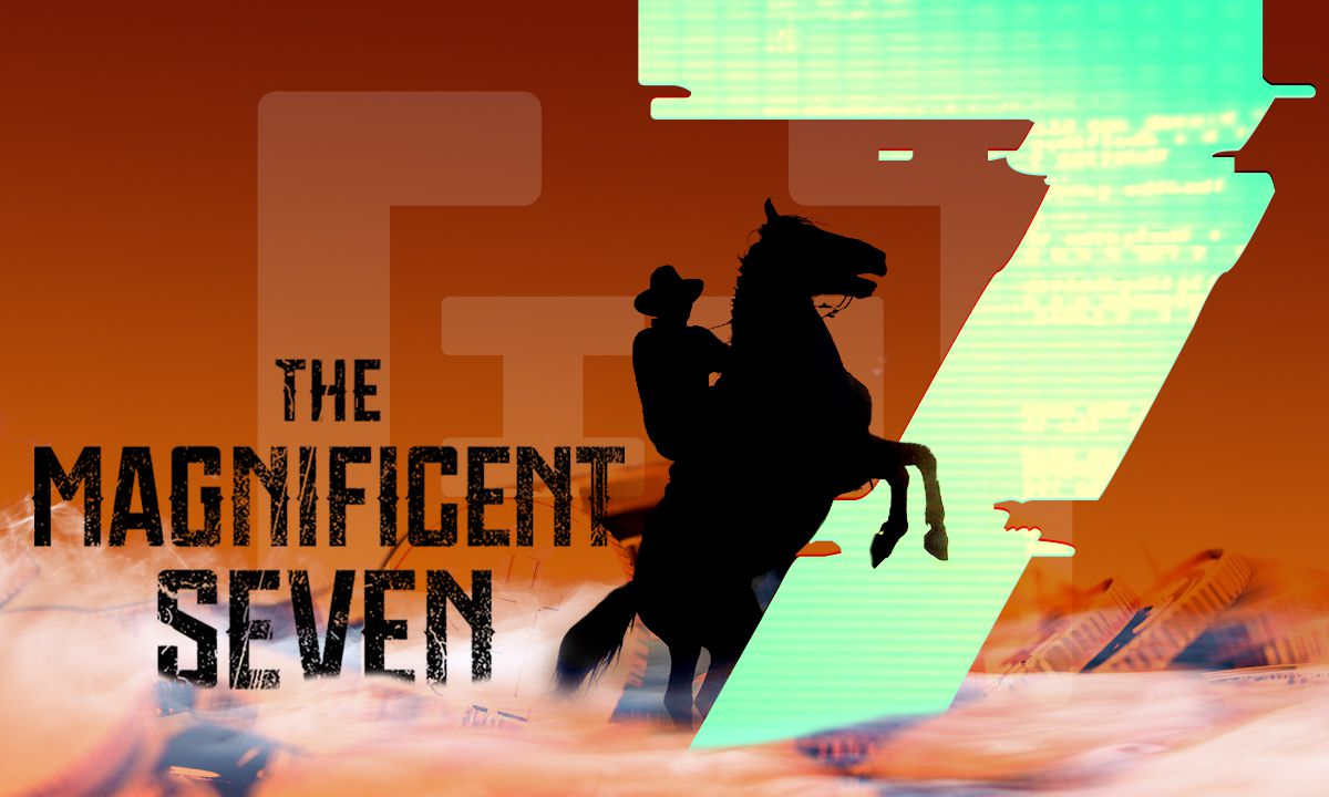 The Magnificent Seven: MATIC, SOL, HNT, ONE, ANKR, CEL, SUSHI — Biggest Gainers, May 14—21