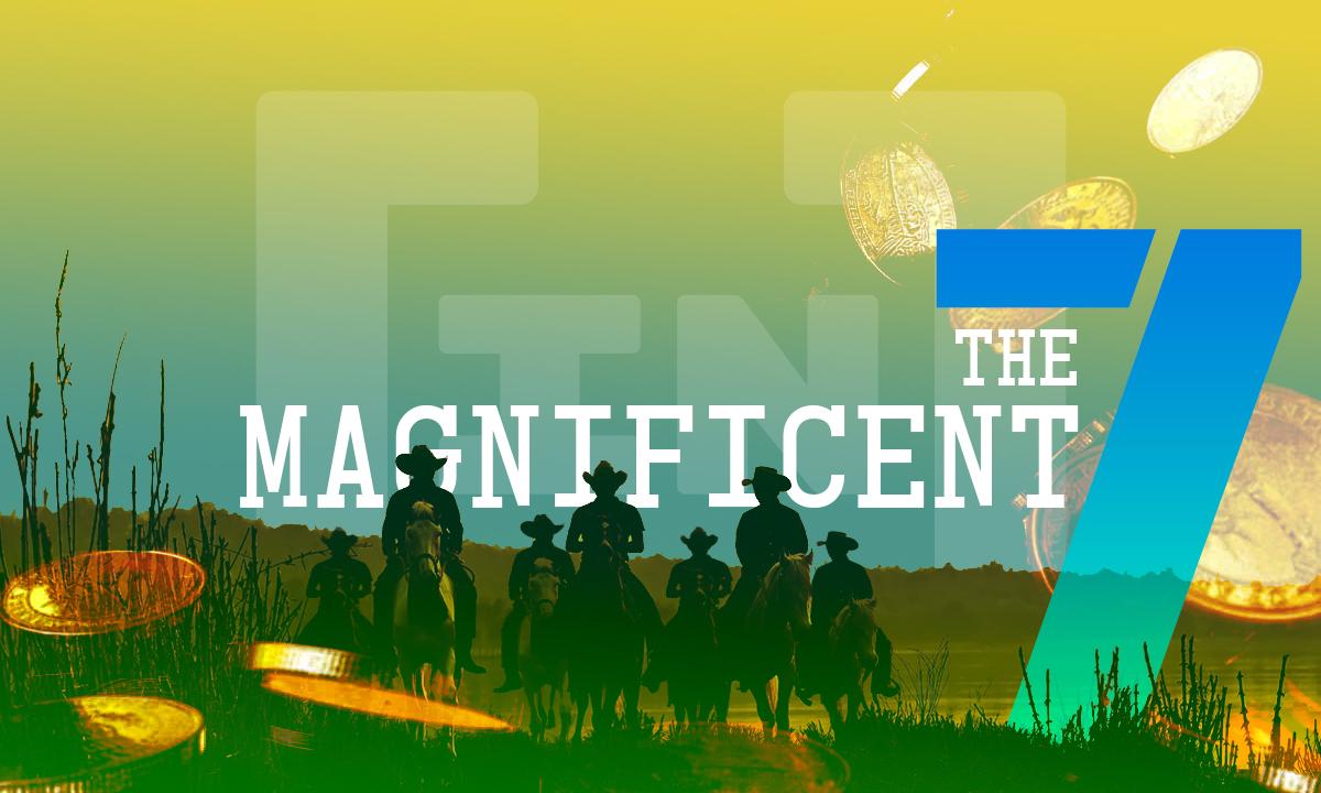 Magnificent Seven: ALICE, QNT, AMP, OKB, LUNA, AXS, ANKR — Biggest Gainers July 23-30 - BeInCrypto