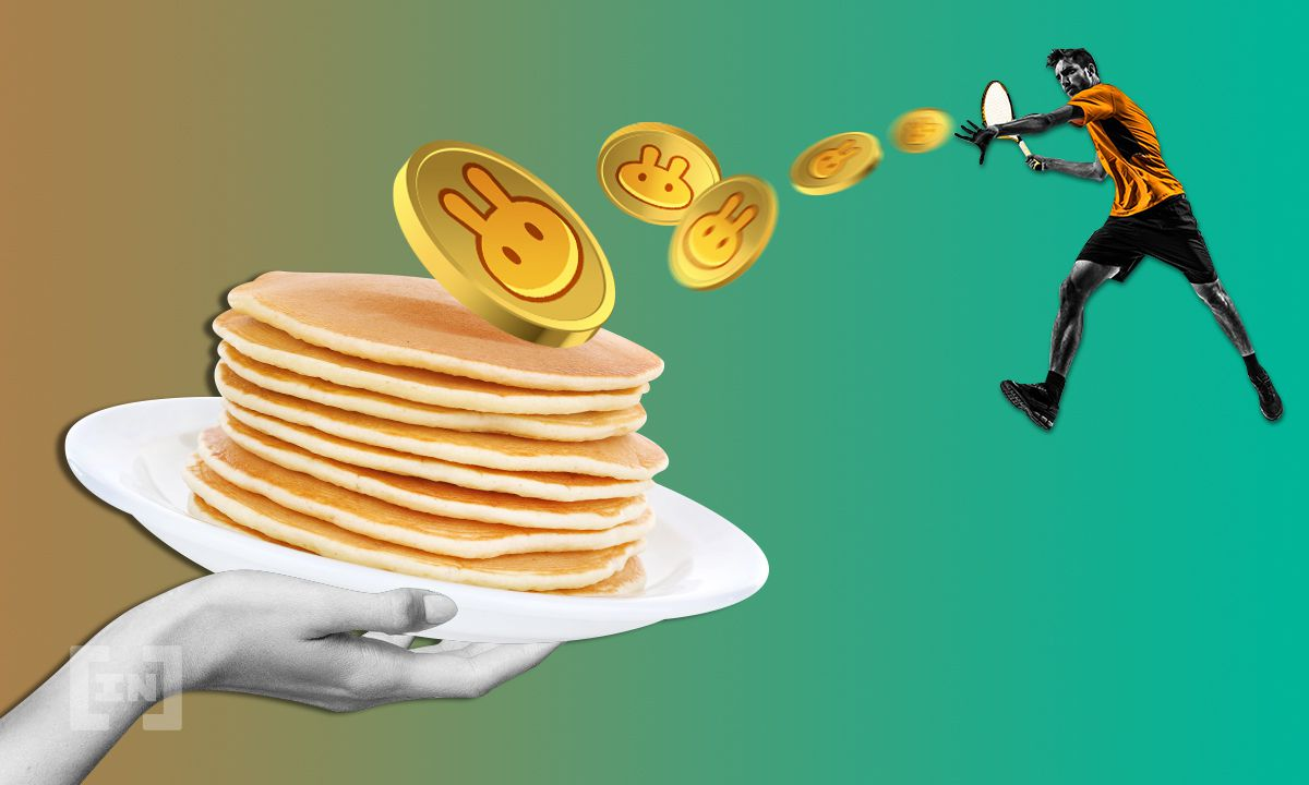 PancakeSwap Posts a Week with 1 Million Unique Wallets