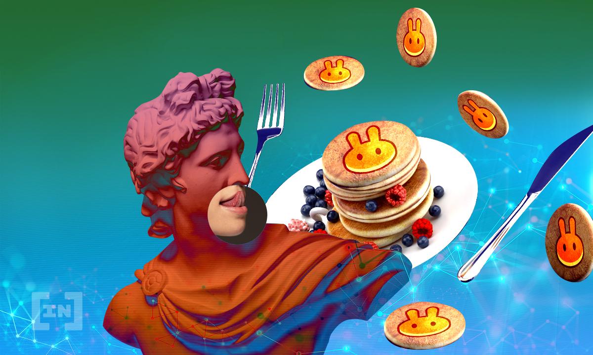 pancakeswap CAKE Technical analysis